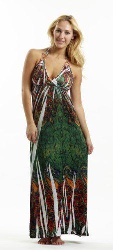 Halter Top Maxi Dresses