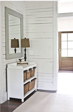 This is calming.. except for the walls, I'm not sure I like the wood looking just that way.