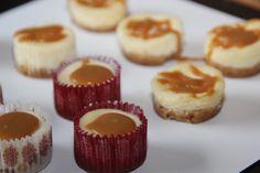 Mini Karamel Cheesecake
