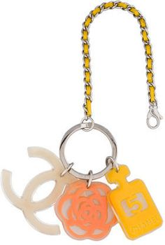 Chanel Keyring Bag Charm
