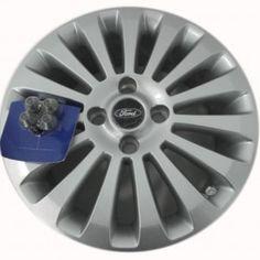 Ford Fiesta 6.5 x 16-inch 15-Spoke Alloy Wheel for 2008 Alloy Wheel