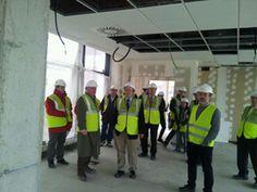 La Fundación Laboral de la Construcción abre un nuevo centro de formación en Vicálvaro