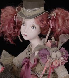 Tamara Pivnyuk Art Dolls / Dolls / Lulu