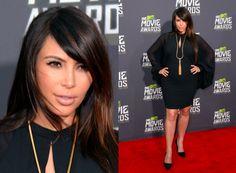 Kim Kardashian déteste être enceinte ? - http://www.potins.net/celebrites/kim-kardashian-deteste-etre-enceinte-28799.html