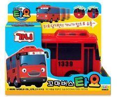 4PC Friends The Little Bus Special Cars Spielzeug Tayo Rogi Gani Rani Geschenk