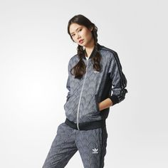 adidas - Shell Tile Superstar Originals Jacke