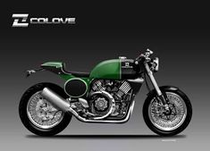 Motosketches: COLOVE V2 900 CAFE' RACER Classic Series, Motorcycle Design, Automotive Design, Cars And Motorcycles, Vehicles, Product Design, Behance, Illustration, Beautiful