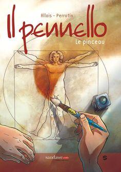 Il pennello, de Jean-Marc Allais, ancien du CESAN - www.cesan.fr