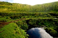 SIARAM :: Ilha do Corvo, Corvo Island, Azores, Portugal