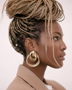 Of Course Black is Beautiful Box Braids Hairstyles, African Hairstyles, Dreadlock Hairstyles, Hair Updo, Black Hairstyles, Protective Hairstyles, Wedding Hairstyles, Hair Inspo, Hair Inspiration