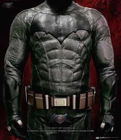 Ok.. I think I'm buying this haha. I'm dying to see this on someone with a cowl!  I would definitely use my current belt cowl gloves cape and my new @tigerstonefx gauntlets with this suit as the base. Might even consider replacing the emblem too.  #batman #dawnofjustice #dc #dccomics #dcuniverse #fun #passion #movie #movies #love #batfleck #cool #cosplay #cosplays #costume #photography #instagood #swag #smile #amazing #iphoneonly #awesome #doj #love #batmobile #tdk #thedarkknight #gotham…