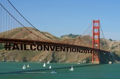 Want to take in a number of San Francisco's sights during #AILConvention2014? Do it on the Barbary Coast Trail!