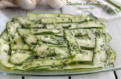 Lw Zucchine Marinate sono una ricetta leggera e facile da preparare :) Ricetta vegana e vegetariana :) Perchè anche per iniziare una dieta con gusto ;)