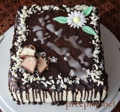 Ciasto urodzinowe - przepisy kulinarne