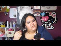 """Hilarious Katniss Everdeen """"Makeup Tutorial"""""""
