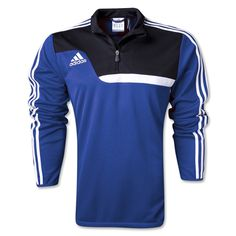 adidas Tiro 13 Royal Blue Training Top - model Z21122 - only $53.99 Soccer Gear, Youth Soccer, Soccer Warm Ups, Training Tops, Soccer Players, Royal Blue, Adidas, Model, Jackets