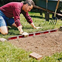 Raised bed how to