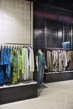 Дизайн магазина ONE STEP - Студия дизайна интерьера АРТэврика