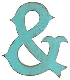 Circus Ampersand, Teal