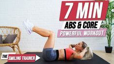 7 Min Abs Workout Get Perfect Abs in 30 Days