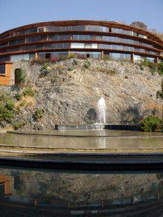 Estado de Mexico, Valle de Bravo, Hotel El Santuario, Mirror of Water 1 -