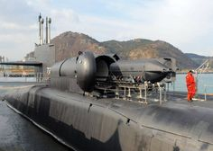 US Nuclear Missile Submarines