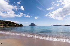 Y a lo lejos un gran escualo apareció... Porto Taverna Cerdeña Italia | #playa #cerdeña #italia #sardinia #mar #mediterraneo #italy #mediterranean #sea #beach