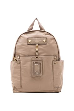 Marc by Marc Jacobs Preppy Nylon Backpack in Cement   REVOLVE Marc Jacob  Backpack, Rucksack 214dc320102