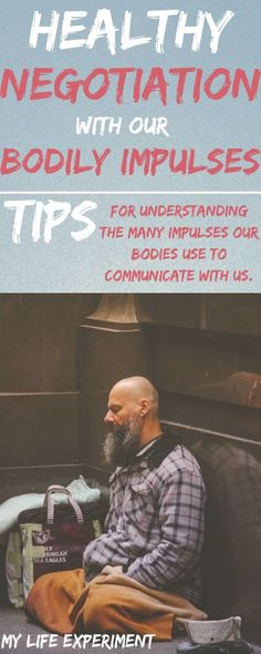 Our bodies are constantly sending us impulses. Negotiation with these needs and wants impulses is important for behaving in successful ways. Get Healthy, Healthy Habits, How To Stay Awake, Losing 10 Pounds, Our Body, Healthy Relationships, Self Improvement, Self Help, Health Tips