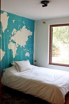 Wish List: Atlas Tapestry | Design Rousings