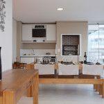 Veja como decorar as varandas com churrasqueira em apartamentos de diversos tamanhos.Assim eu gosto: arquitetura, decoração, design e moda
