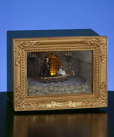 This Phantom Journey to the Lair Musical Shadow Box by The San Francisco Music Box Company is perfect! #zulilyfinds