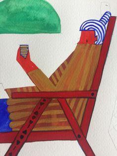 #wip #gouache #lolretaisac  #paintingonpapaer #illustration #minimalistm #geometry #naiveart Naive Art, Freelance Illustrator, Book Illustration, Gouache, Packaging Design, Geometry, Beach Mat, Outdoor Blanket, Animation