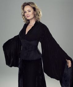 Jessica Lange.  One of those people who really and truly get more beautiful with age.  Damn...just stunning.
