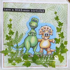 Beccy's Place - Prehistoric Party