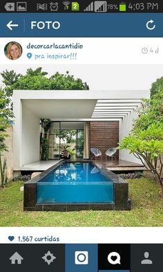 Superb Piscina Moderna