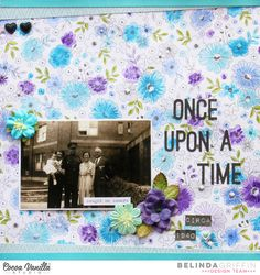 Once Upon A Time | Colour Me Happy | Belinda Griffin