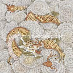 Japanese Dragon, Chinese Dragon, Chinese Art, Japanese Folklore, Dragon Images, Tibetan Art, Korean Art, Dragon Art, Art Sketchbook