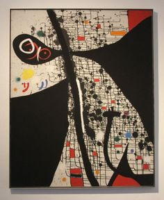 "catmota: ""Birds of the Caves II Joan Miro prints by this artist "" Modern Art, Spanish Artists, Fine Art, Joan Miro Paintings, Artist Inspiration, Joan, Surrealism, Art, Abstract"