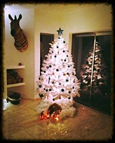 Lelijke kerstboom