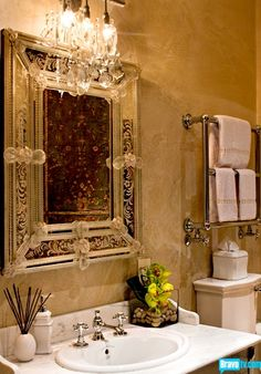 Perfection of a bathroom.