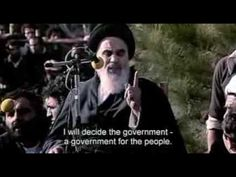 Imam Khomeini - The Man Who Changed The World | Iran & The West. Background Info. for Persepolis