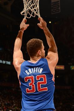 For the first time in franchise history the LA Clippers are offering a better product the Lakers and ticket prices are reflecting it. Basketball Legends, Basketball Players, Team Player, Nba Players, Power Forward, La Clippers, Blake Griffin, Los Angeles Clippers, Video News