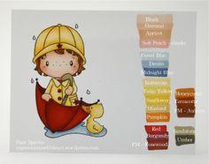 Promarker colour combos