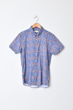 ac8faa54699 Navarro Blue Mod Shirt