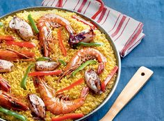 how to cook paella rice on its own