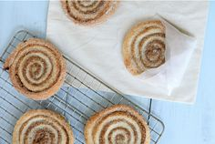 Elephant Ear Cinnamon-Sugar Cookies (made with store-bought puff pastry!) - 22 Favorite Ways to Use Puff Pastry Puff Pastry Recipes Savory, Puff Pastry Desserts, Sweet Desserts, Sweet Recipes, Puff Pastries, Easy Recipes, Cinnamon Roasted Pecans, Cinnamon Sugar Cookies, Puff Pastry Dough