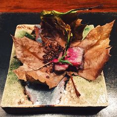 * Loveee this presentation!!!! #Wagyubeef round 2!🍁🍂 #cazzinNiseko #cazzinJapan #cazzfoodjournal #foodvsco #food #foodstagram #foodies #foodporn #foodspotting #foodporn #instafood #instagood #instagramers #foodpics #hkfoodie #ryokanliving #japanesefood #kaiseki | photo credit: @cazzfoodjournal | zaborin.com