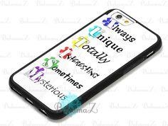 Autism iPhone 6 Case Cover