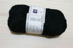Lopi Einband 0059 Zwart, Wol-Uniek, 1draads, 50gr, 250m, 3,95